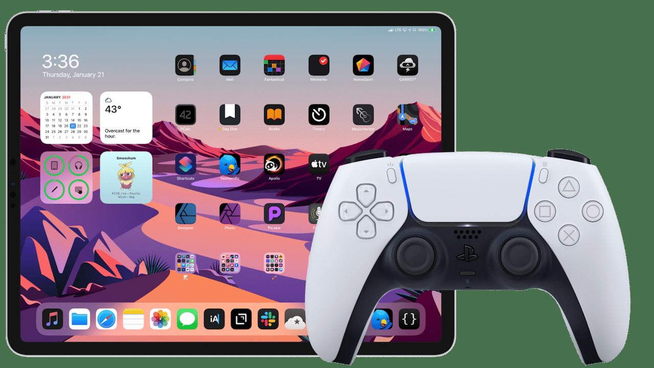 iOS 15: l'aggiornamento supporta la cattura del gameplay tramite controller thumbnail