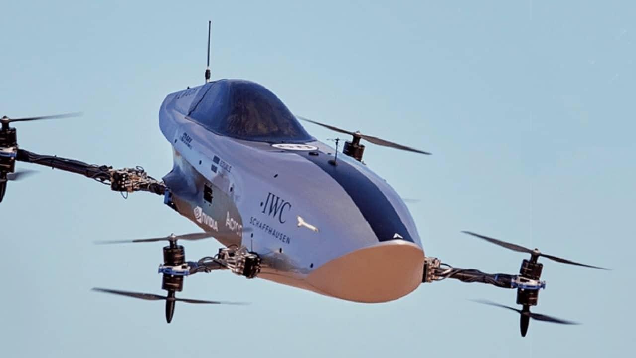 Airspeeder é la prima competizione automobilistica... nei cieli thumbnail
