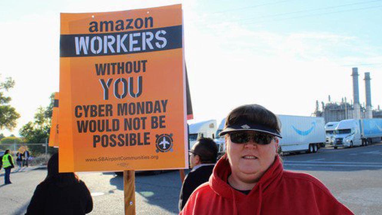 Un movimento USA vuole sindacalizzare Amazon thumbnail