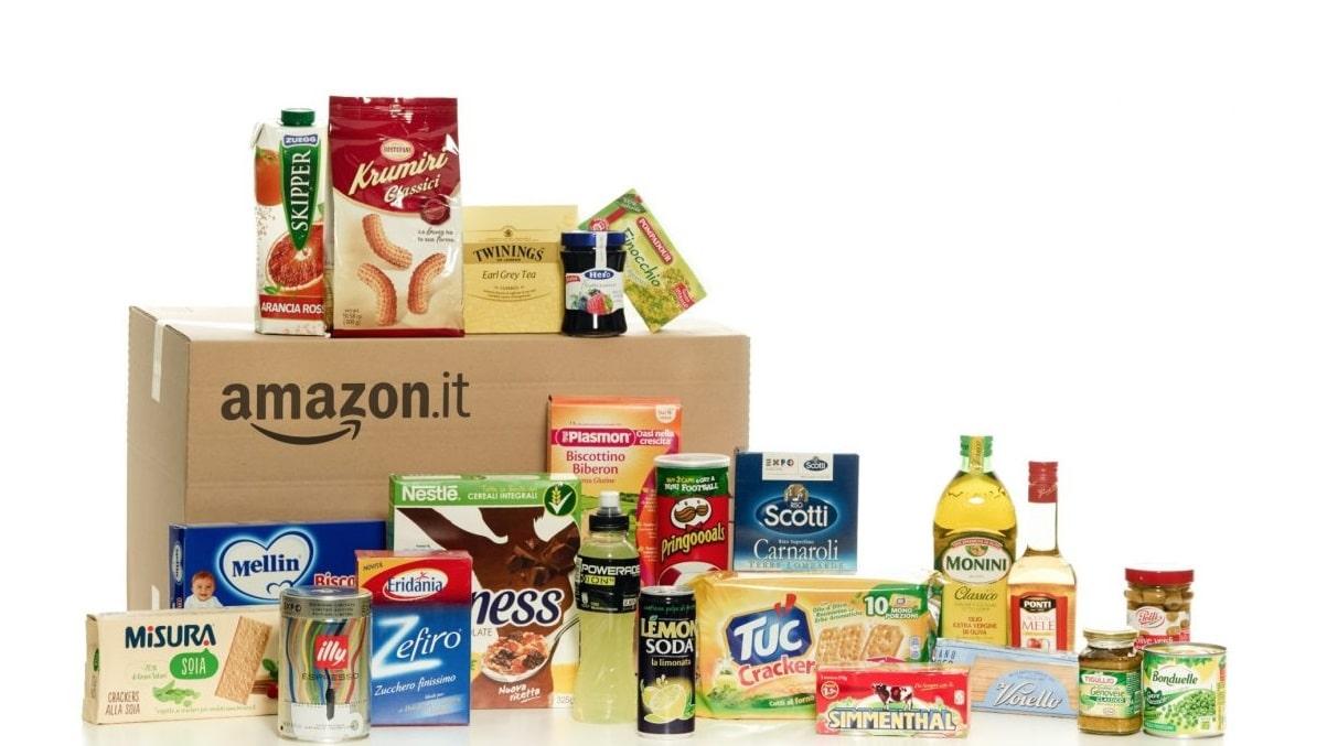 Amazon Prime: nuovo servizio per la spesa online a Roma thumbnail