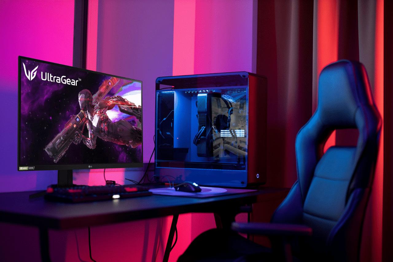 Nuovi monitor per gaming di LG Electronics thumbnail
