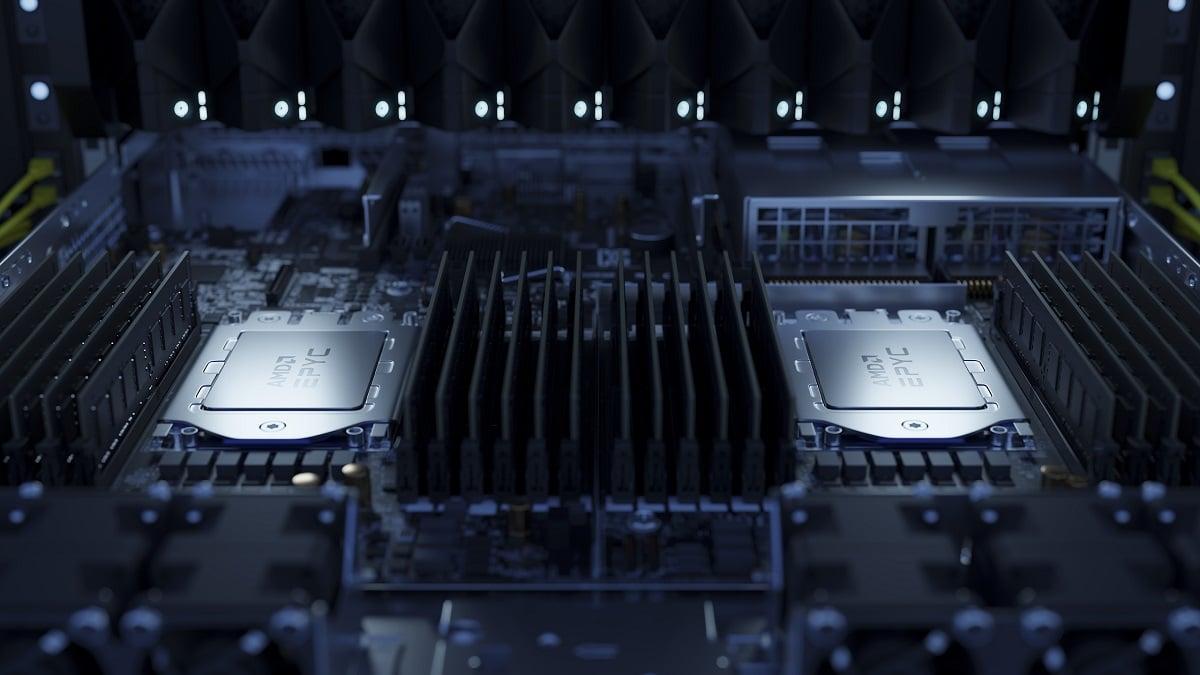 Google ha scelto AMD EPYC 3rd Gen per la prima istanza Tau VM thumbnail