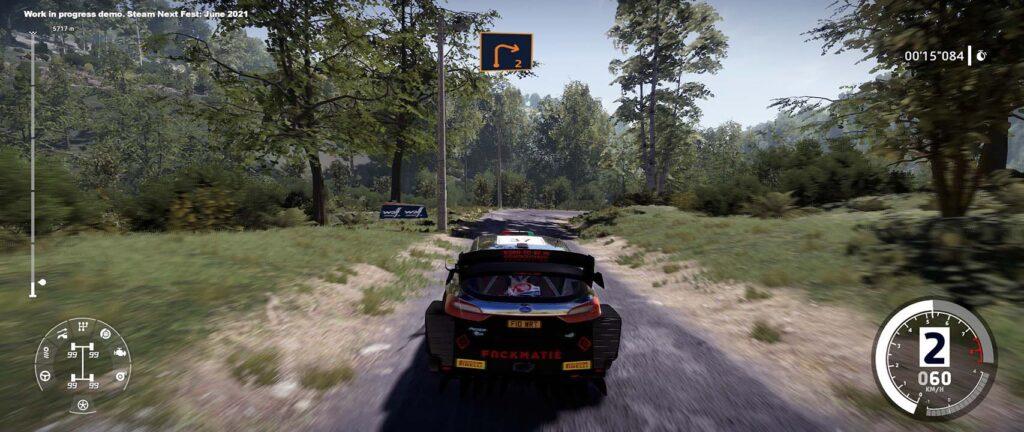 anteprima WRC 10 FIA World Rally Championship 1