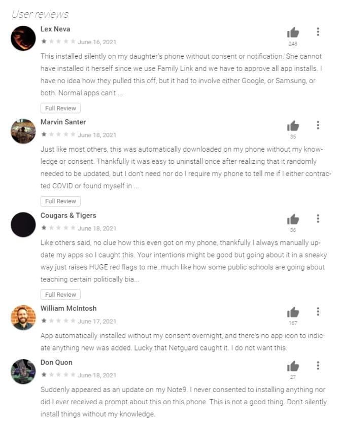 app covid google senza consenso massachusetts-min
