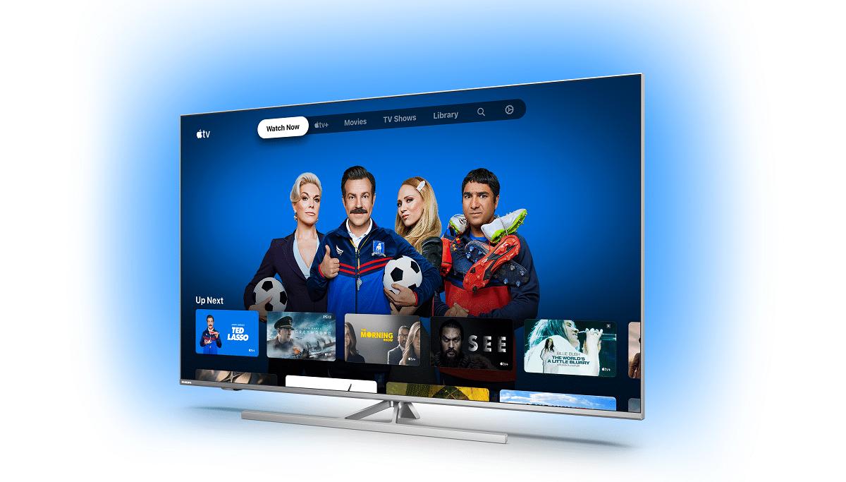 L'app di Apple TV arriva sugli Android TV di Philips thumbnail
