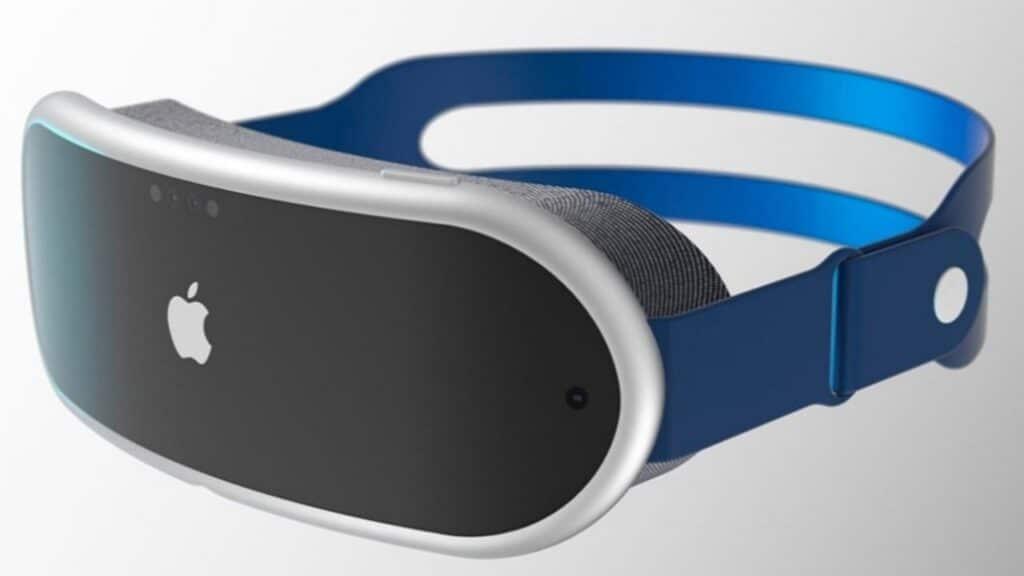 apple visore ar apple glass nel 2022-min