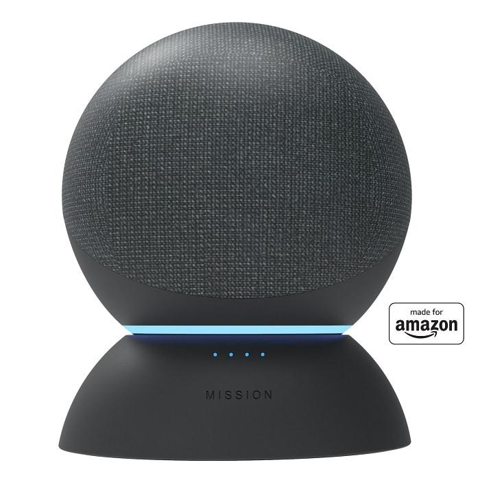 Amazon Echo base batteria