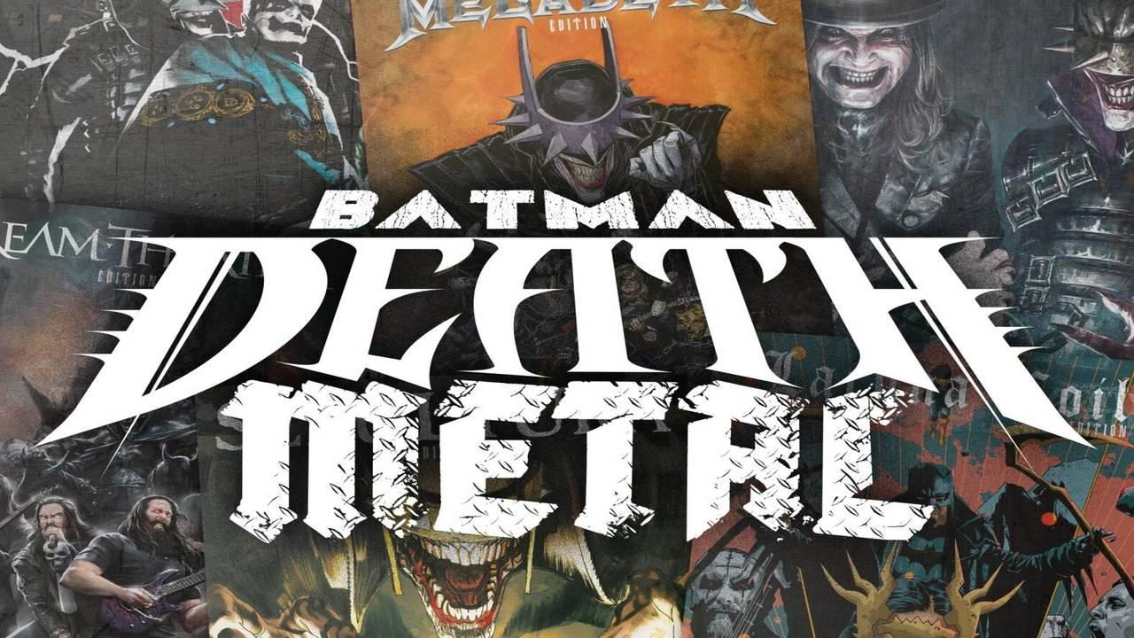 Batman Death Metal: ecco il nuovo kit da collezione con i Lacuna Coil thumbnail