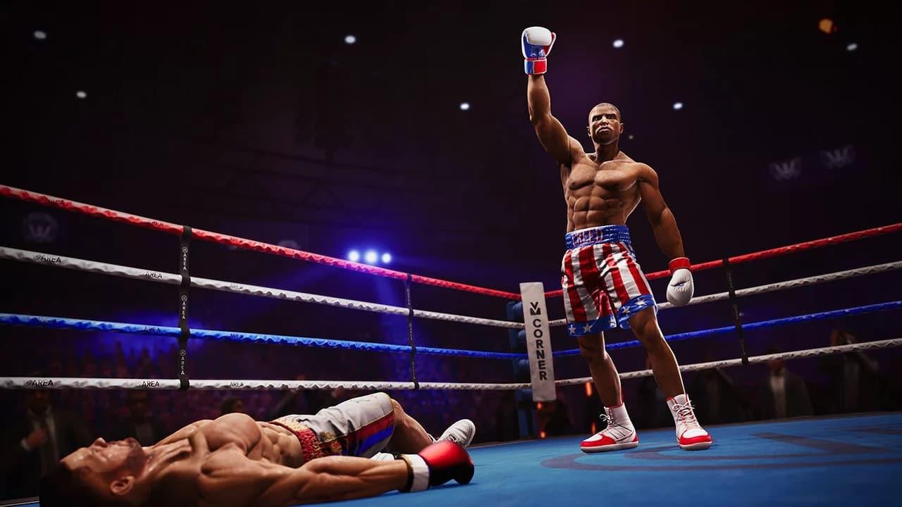 In arrivo l'edizione fisica di Big Rumble Boxing: Creed Champions thumbnail