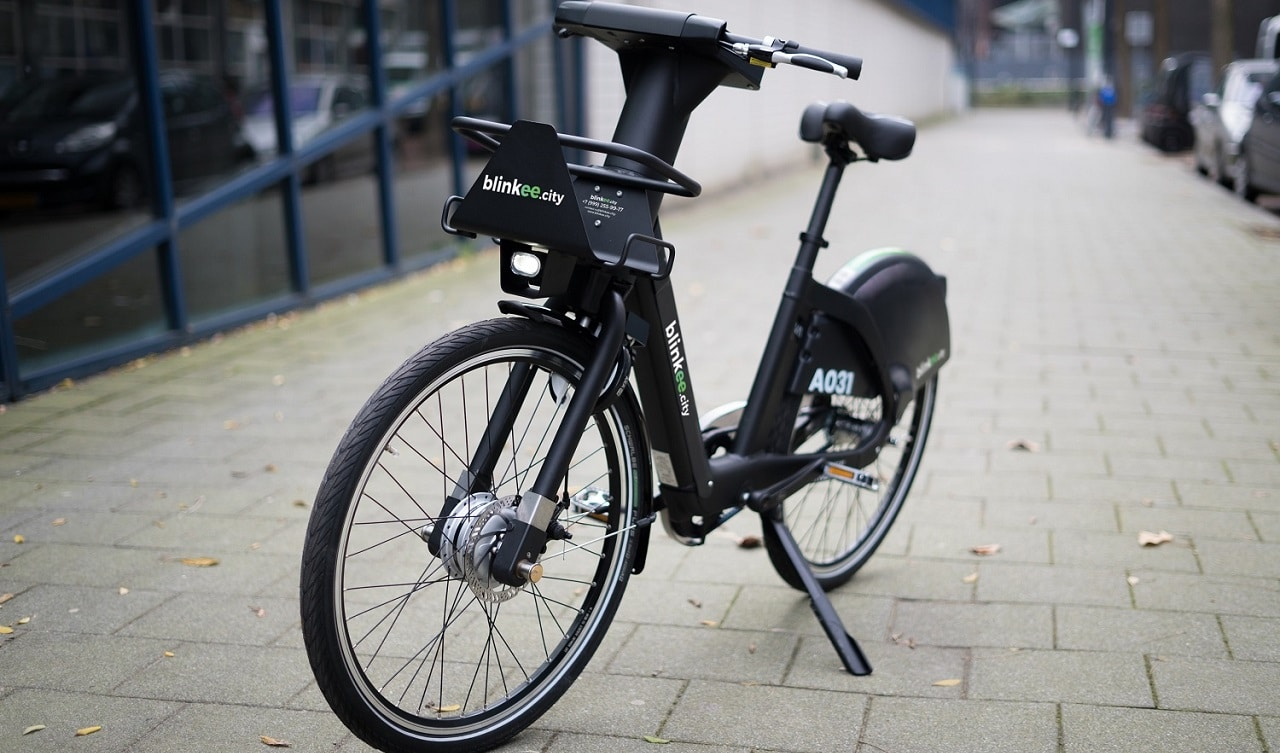 Blinkee sceglie Vaimoo per il suo primo servizio di e-bike sharing thumbnail