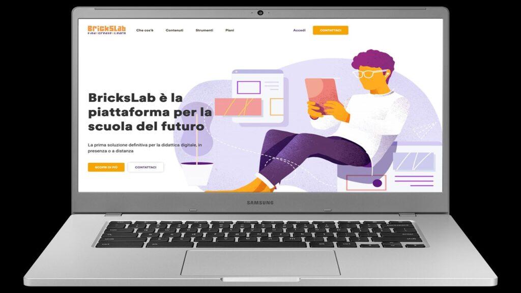 piattaforma digitale BricksLab