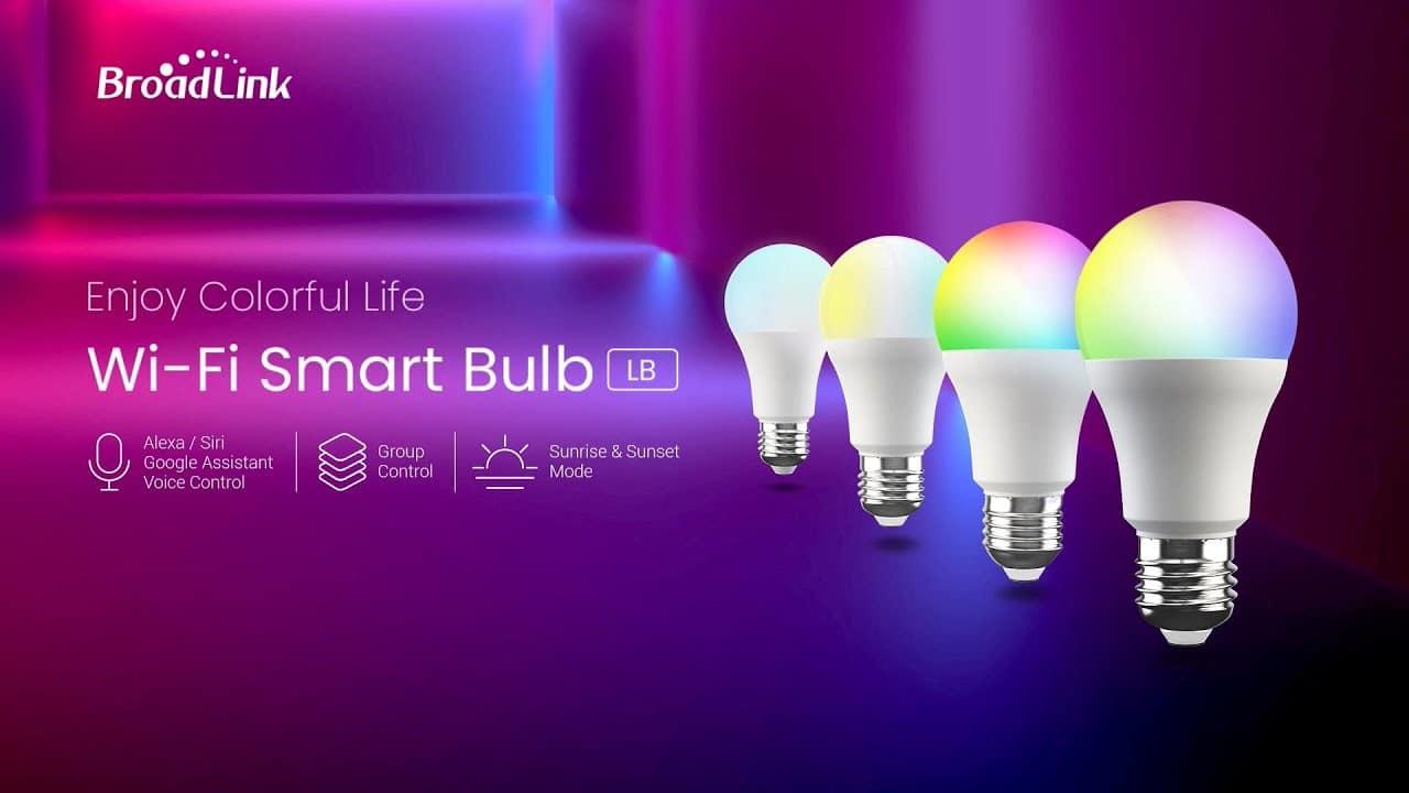 BroadLink Smart Bulb: la recensione della lampadina intelligente thumbnail