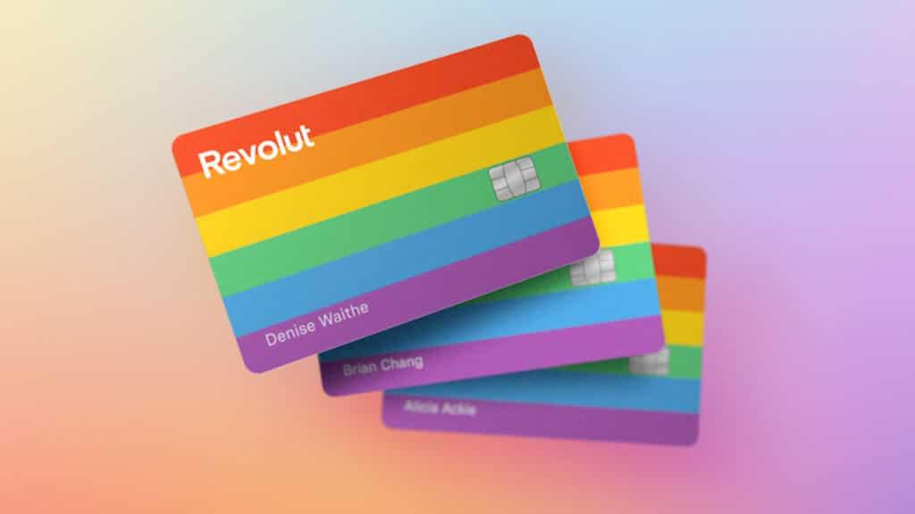 carta arcobaleno revolut