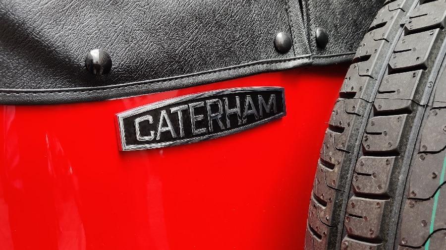 caterham torino logo classico