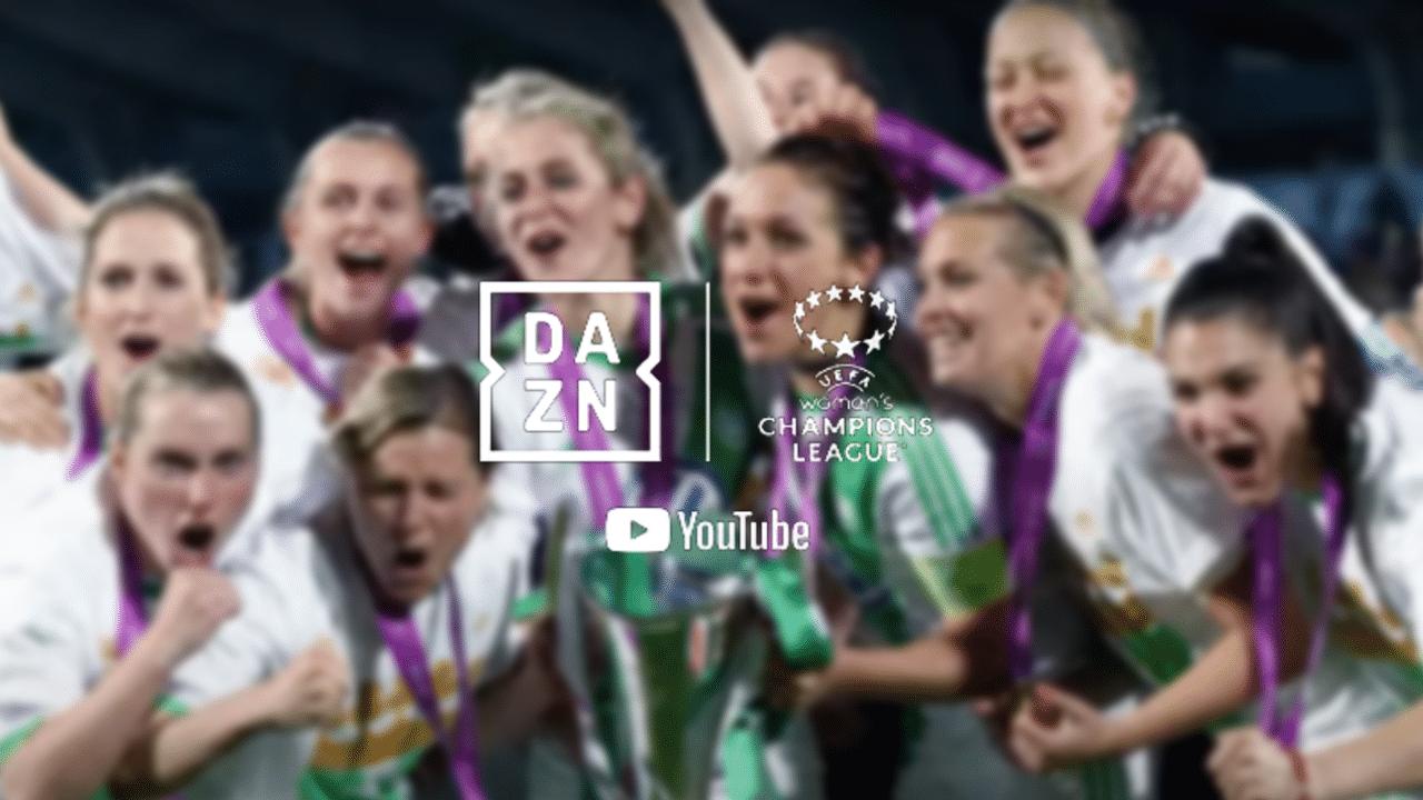 La UEFA Champions League femminile arriva gratis su YouTube thumbnail