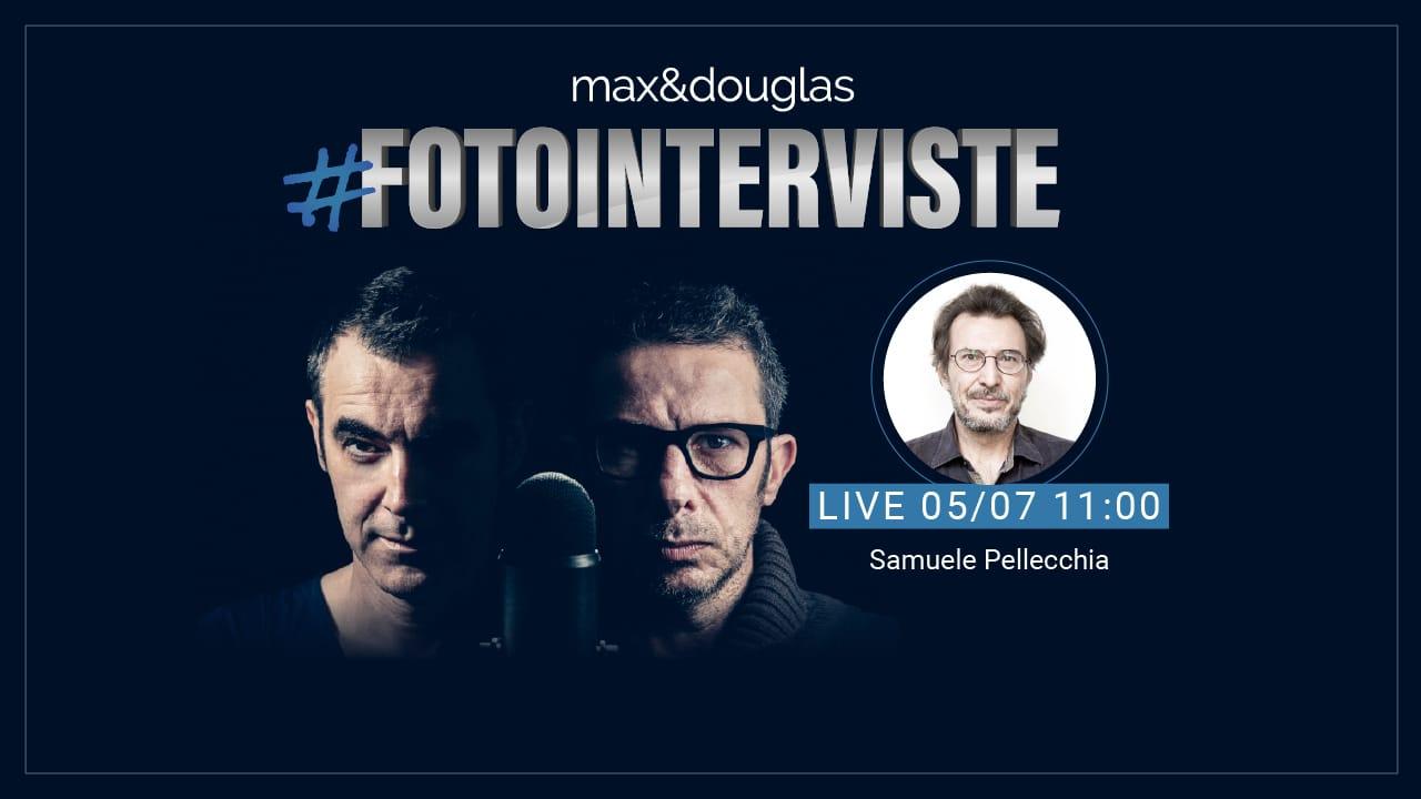 #fotointerviste: Samuele Pellecchia ospite di max&douglas thumbnail