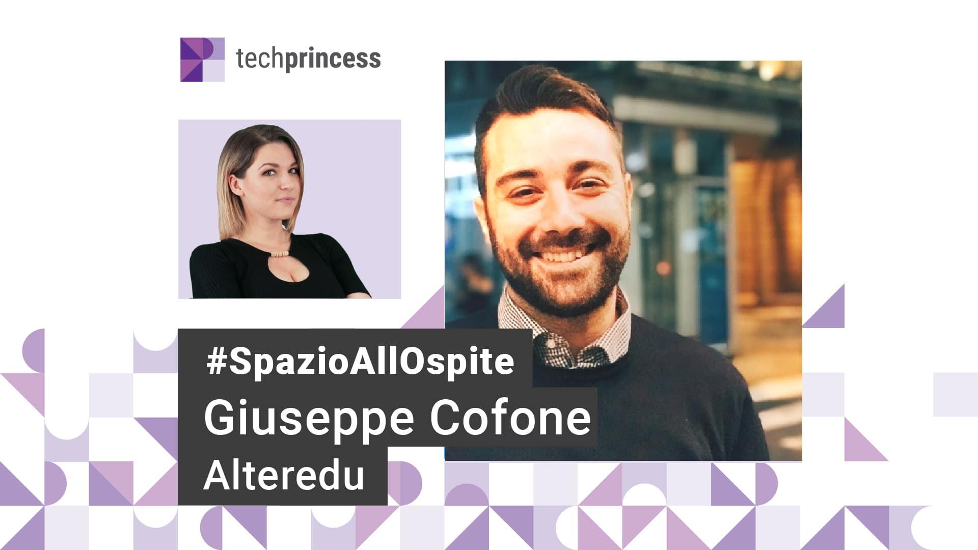 Spazio all'ospite: con Giuseppe Cofone, fondatore di Alteredu thumbnail