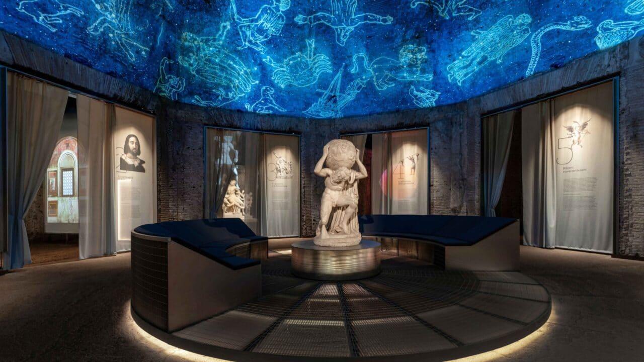Oggi riapre la Domus Aurea. Con un nuovo percorso e una mostra interattiva thumbnail
