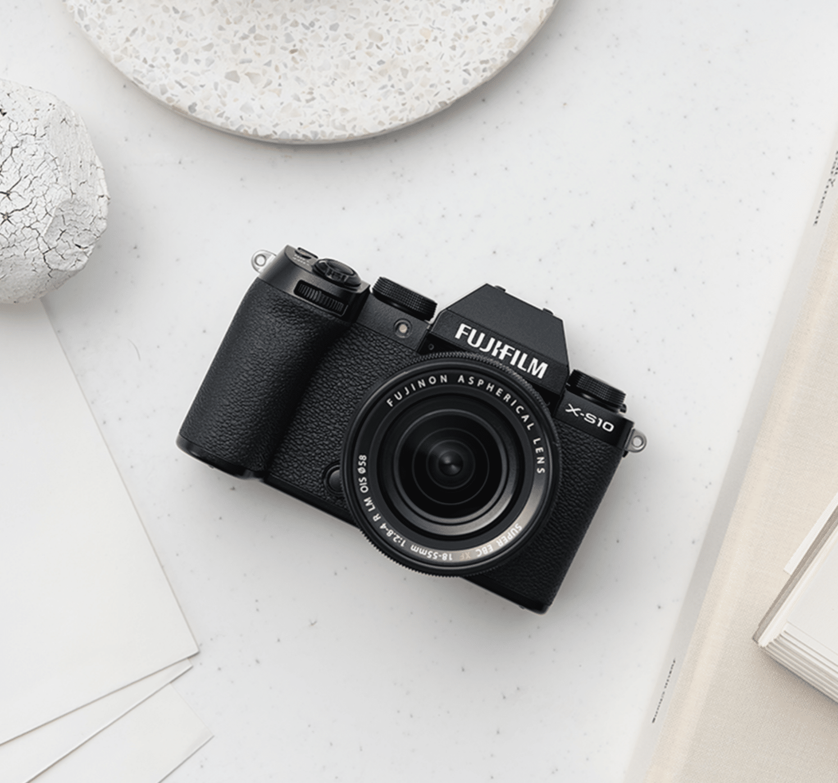 Fujifilm X-S10, nuovo firmware in arrivo thumbnail