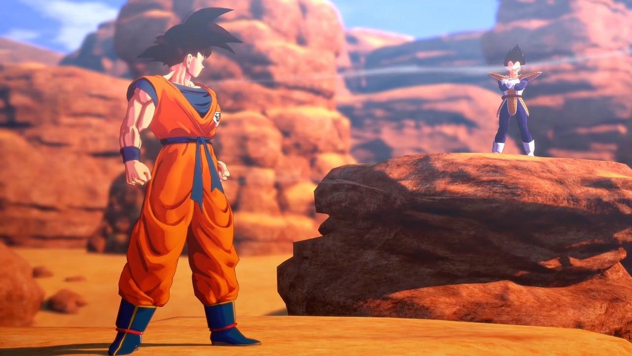 Dragon Ball Z Kakarot arriva su Switch thumbnail