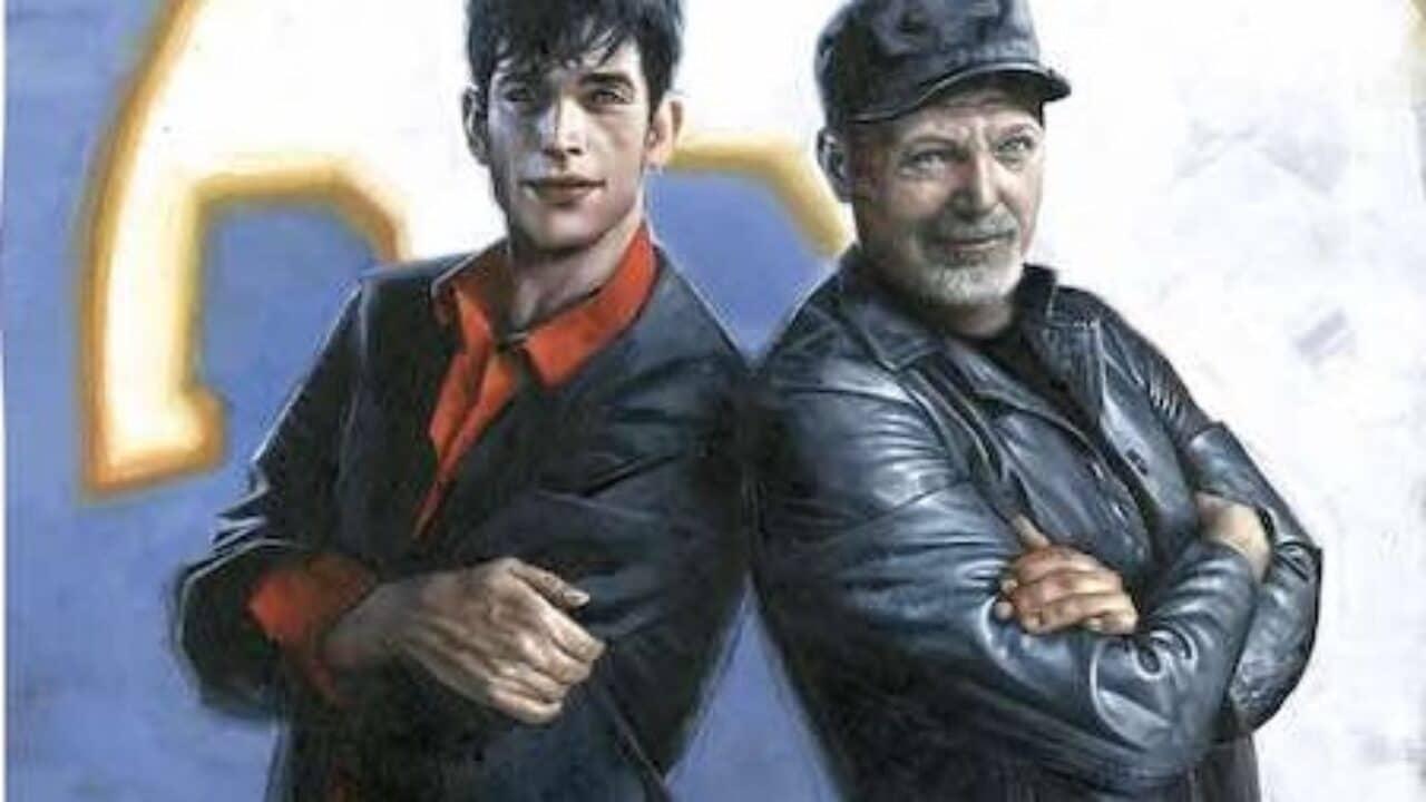 Dylan Dog rende omaggio a Vasco Rossi thumbnail