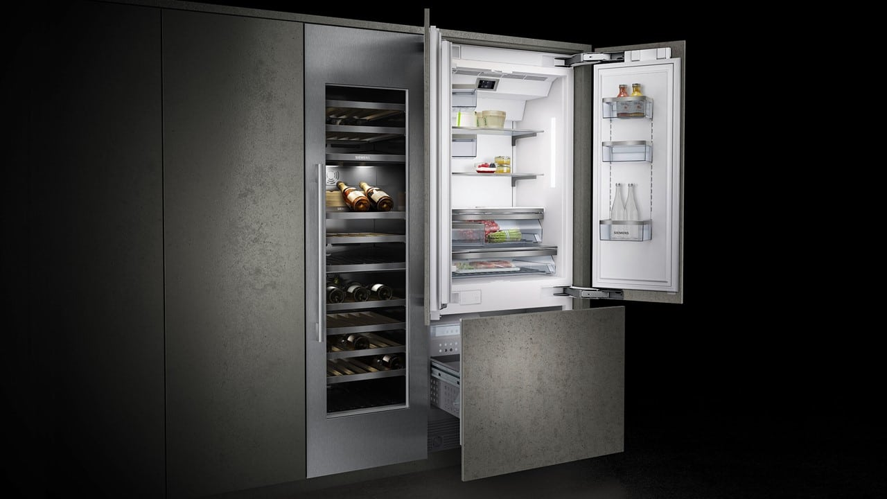 Siemens presenta i nuovi frigoriferi e cantine vino premium thumbnail