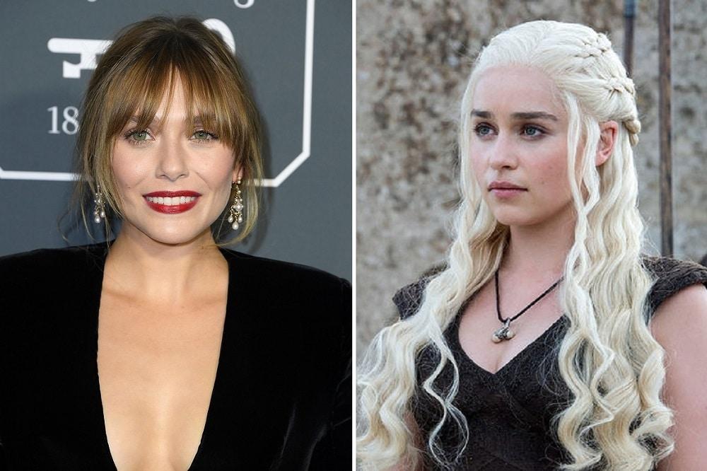 Elizabeth Olsen Game of Thrones