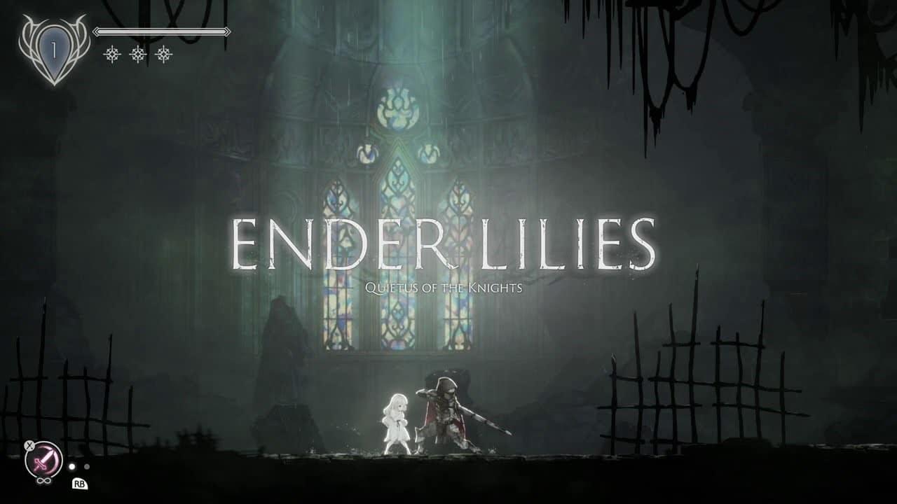 La recensione di Ender Lilies Quietus of the Knight: uno splendido mondo in rovina thumbnail