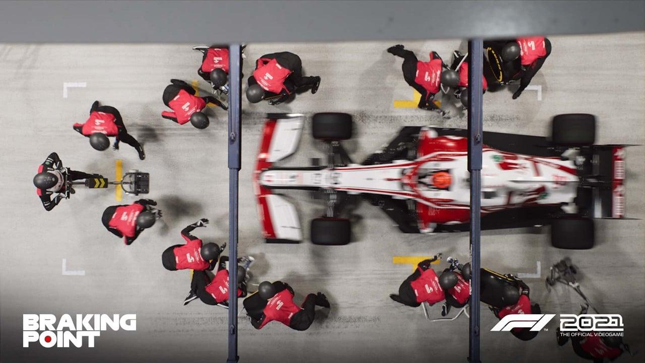 F1 2021 svela i protagonisti della modalità inedita Braking Point thumbnail