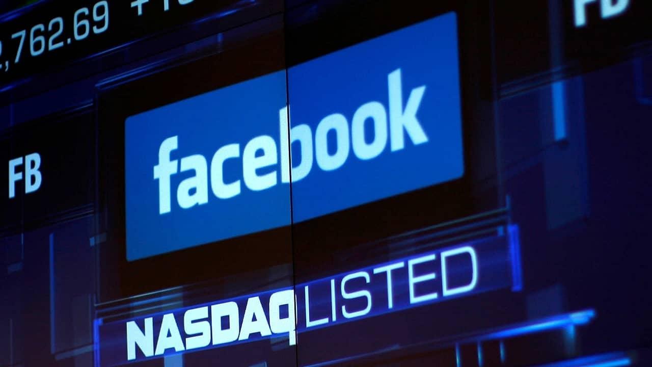 Facebook vola sopra i mille miliardi in borsa thumbnail