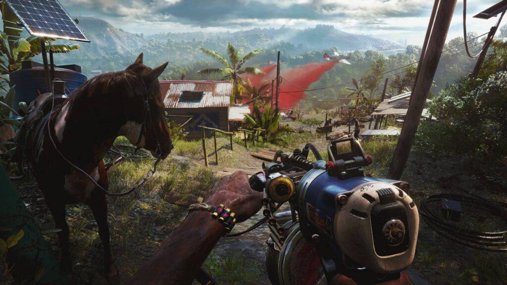 Far Cry 6 trama