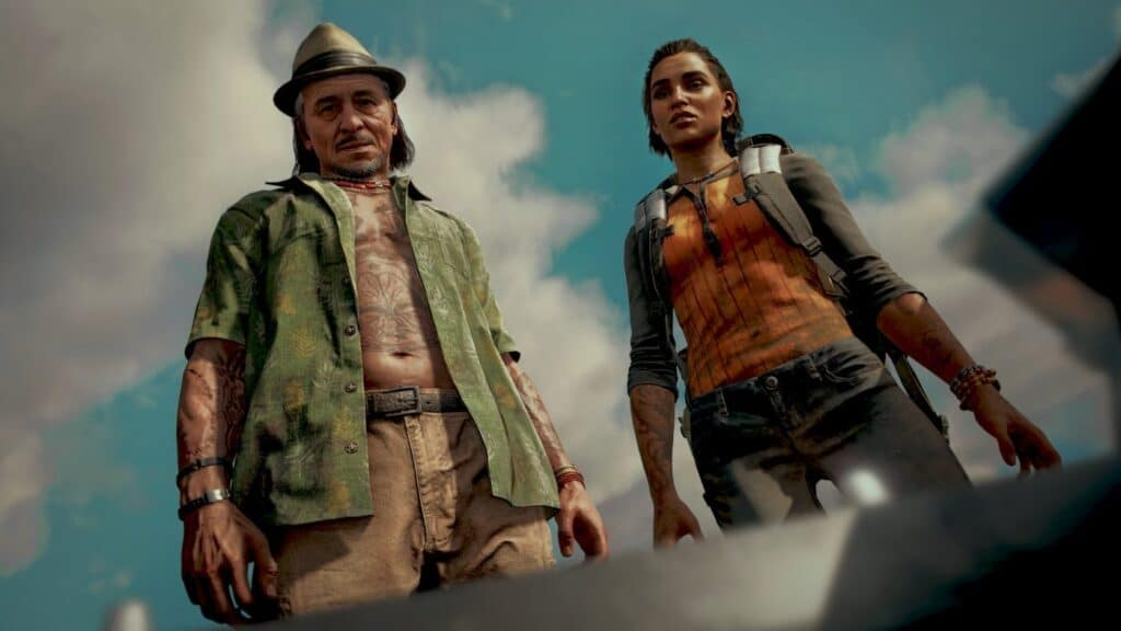 Far Cry 6 storia