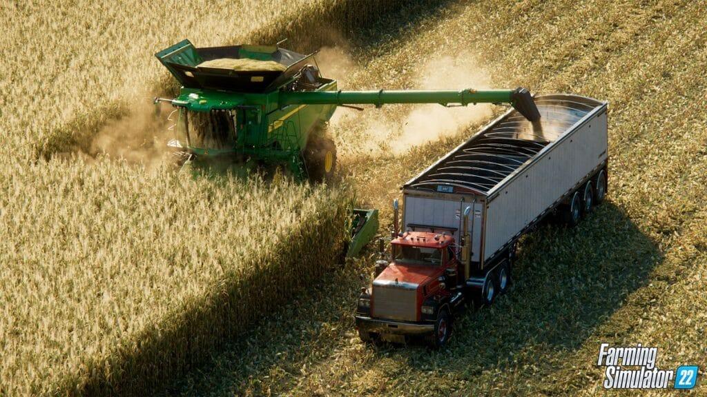 Farming Simulator 22 superfici realistiche