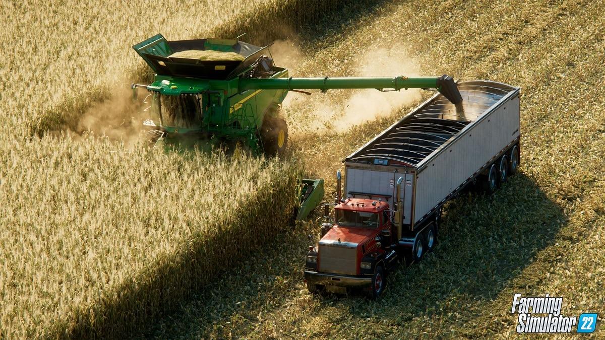 Farming Simulator 22: svelata la data di uscita thumbnail