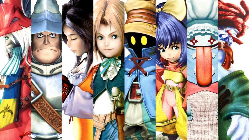 Final Fantasy IX serie animata