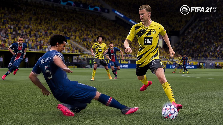 Kylian Mbappé è il calciatore scelto per la copertina di FIFA 22 thumbnail