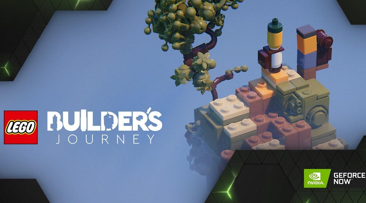 GeForce NOW: anche LEGO Builder's Journey tra le novità di oggi thumbnail
