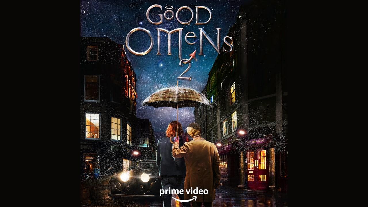 Good Omens, gli Amazon Studios hanno annunciato la seconda stagione thumbnail