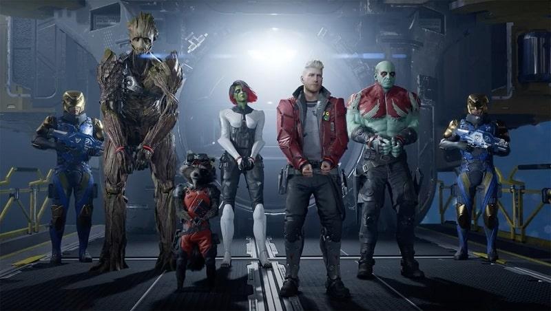 guardiani della galassia videogame-min