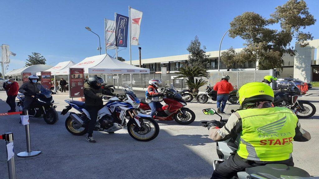 honda moto show