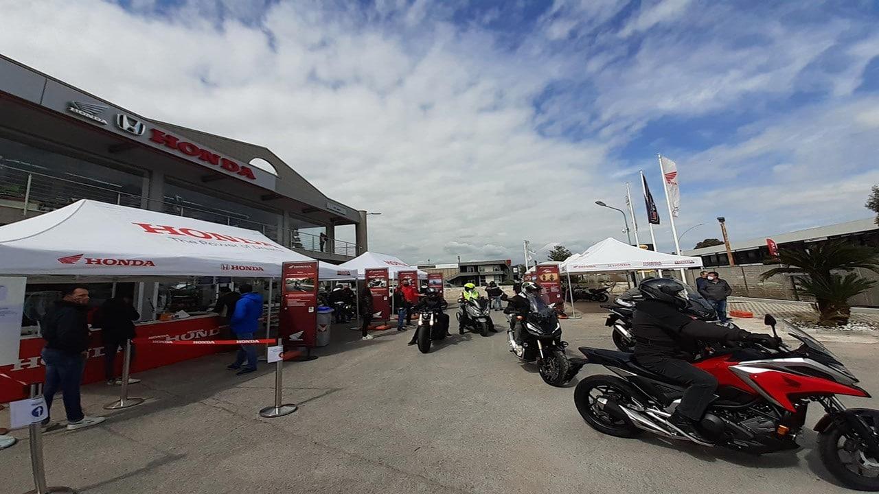 Honda sarà presente al Motor Bike Expo 2021 di Verona thumbnail
