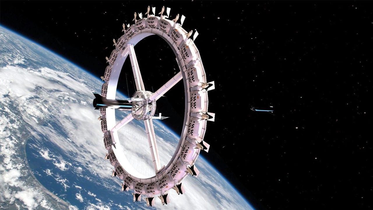 Il primo hotel nello spazio sarà pronto entro il 2027 thumbnail