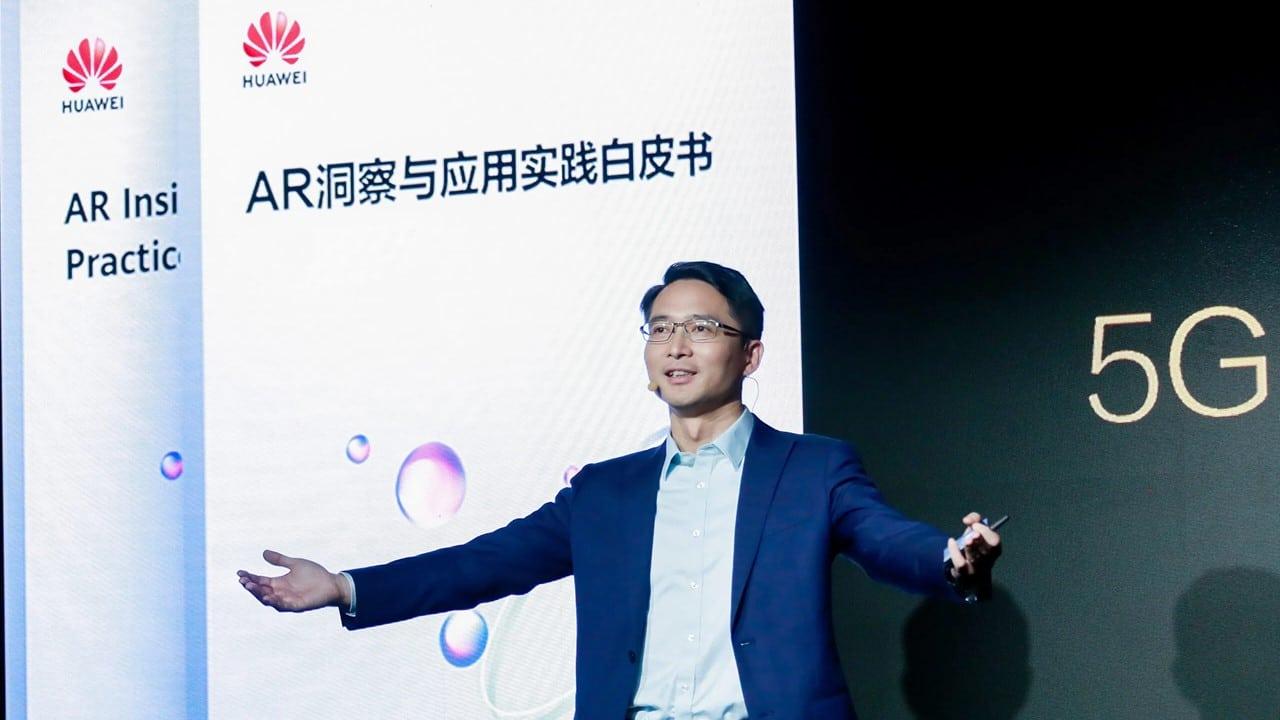 "Huawei presenta il ""White Paper"" sulla Realtà Aumentata thumbnail"