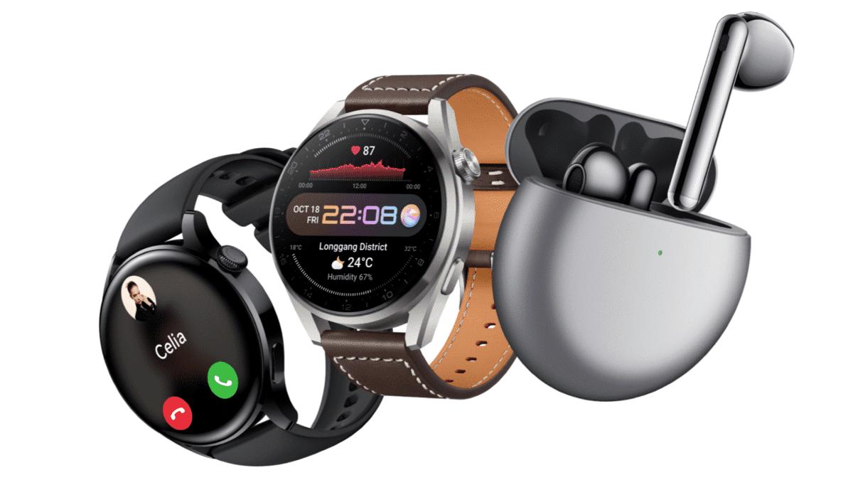 I nuovi Huawei Watch 3, 3 Pro e FreeBuds 4 arrivano in Italia thumbnail