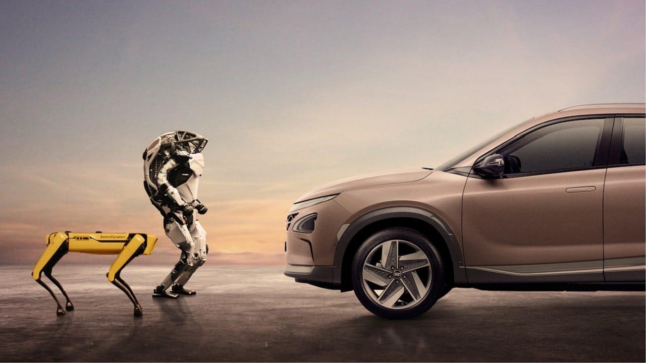 Hyundai acquista Boston Dynamics thumbnail