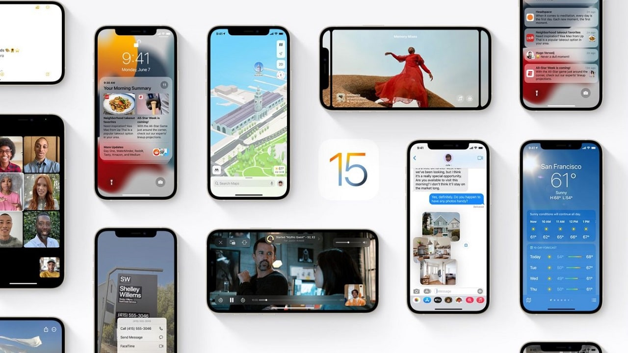 iOS 15: ecco perché l'aggiornamento è facoltativo thumbnail