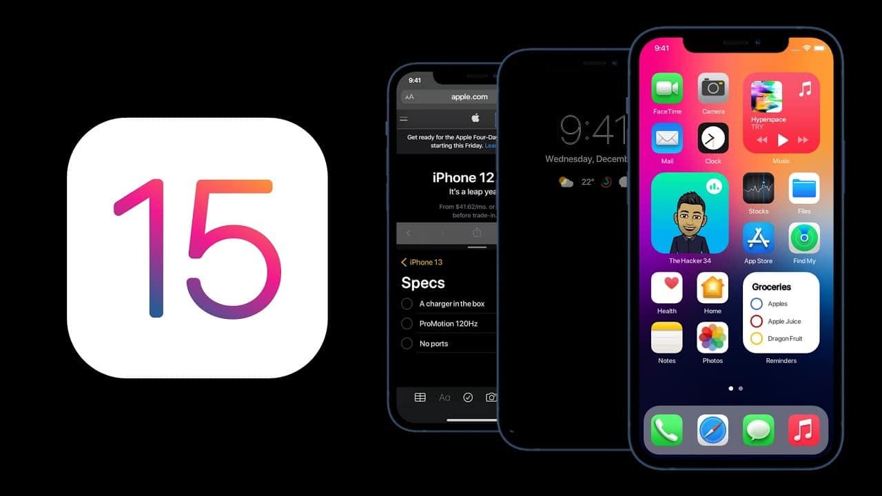 iOS 15: tutte le novità del nuovo sistema operativo Apple thumbnail
