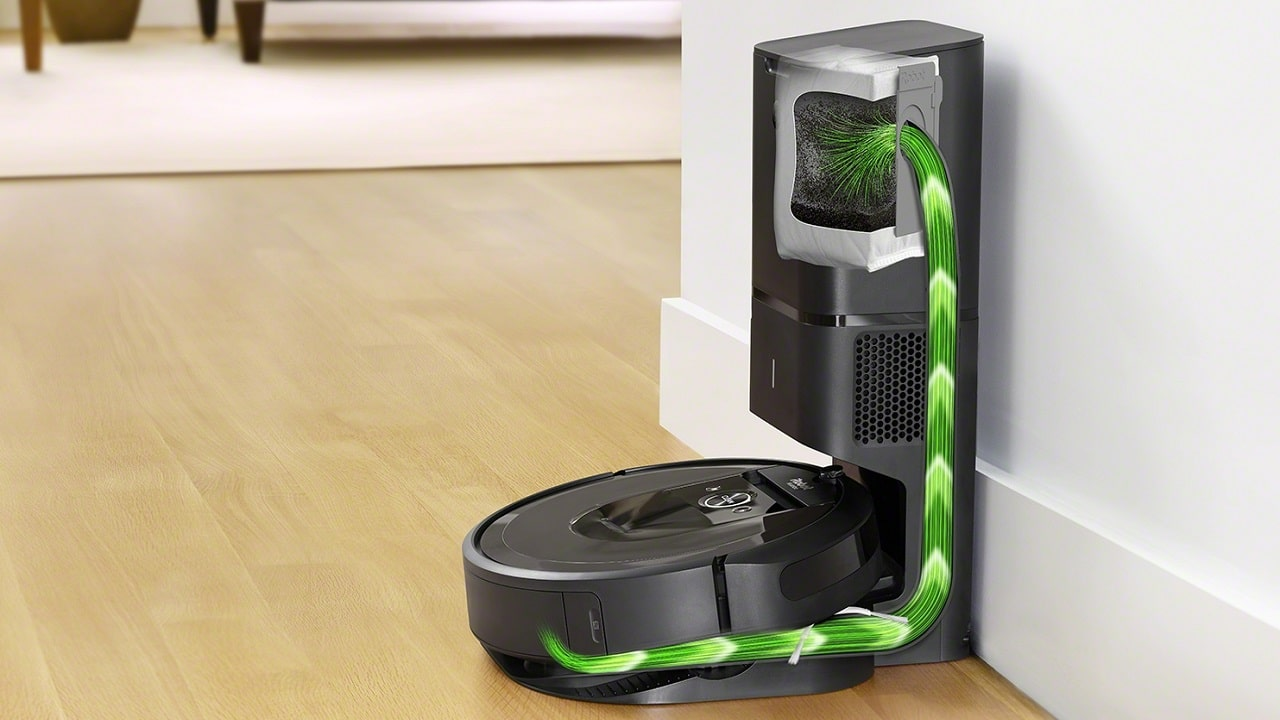 Alle pulizie di casa durante le vacanze ci pensa iRobot thumbnail
