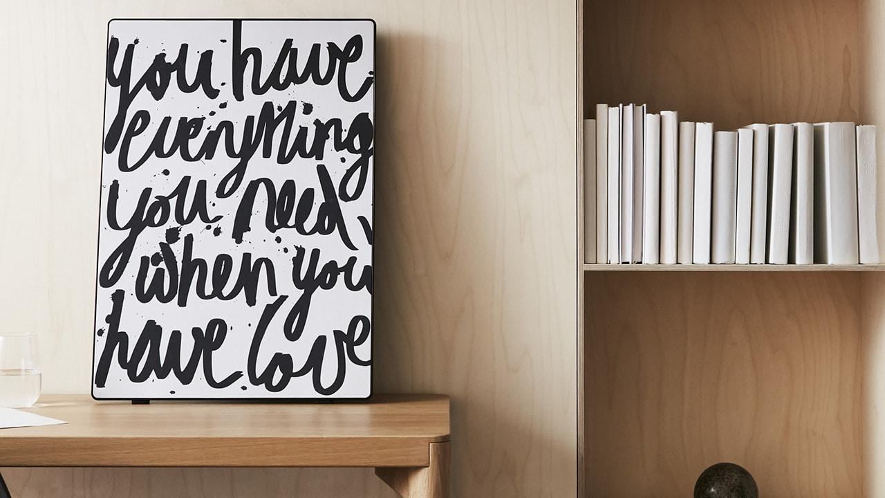 Un quadro? No, uno speaker di IKEA thumbnail