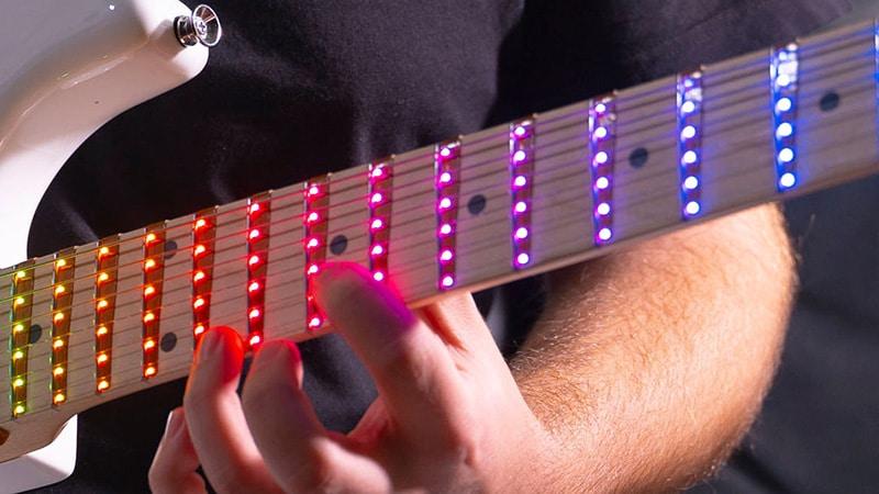 imparare suonare chitarra visual note opinioni